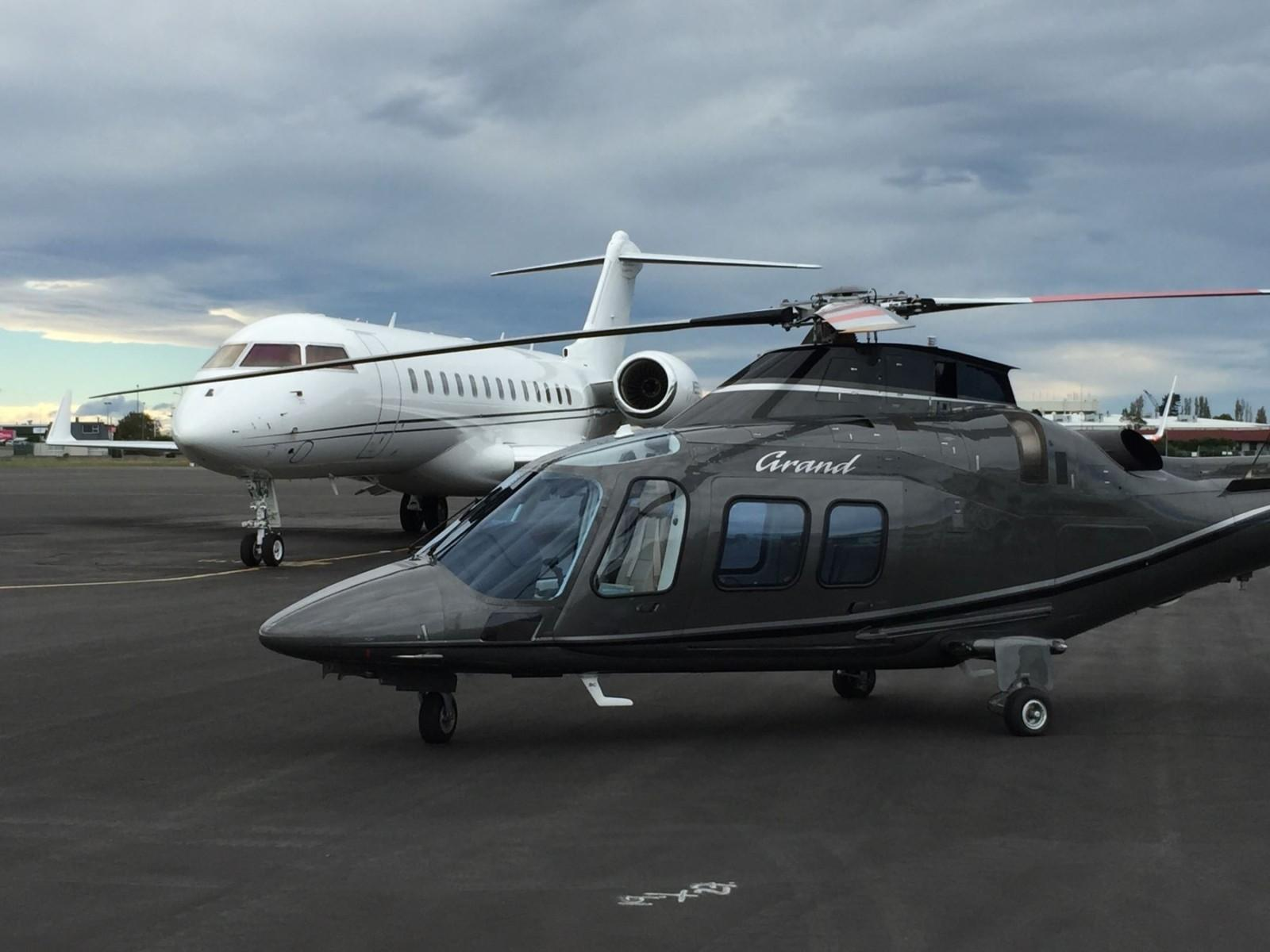 Agusta and Jet