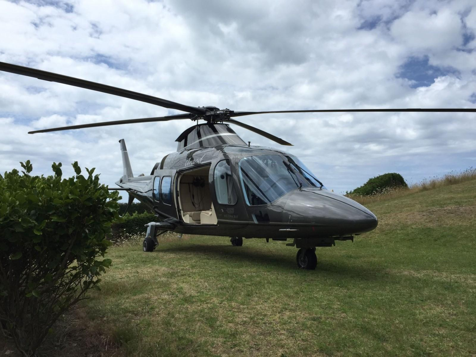 Agusta at Mudbrick site copy