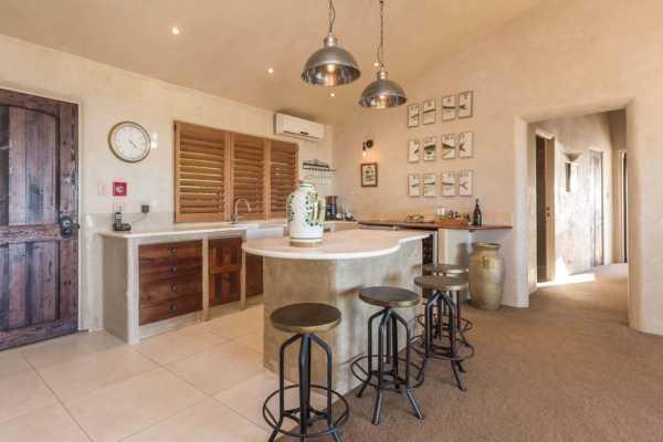 Delamore Apartment Kitchen