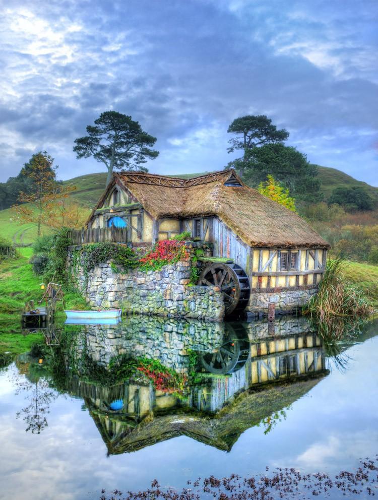 Cottage Hobbiton