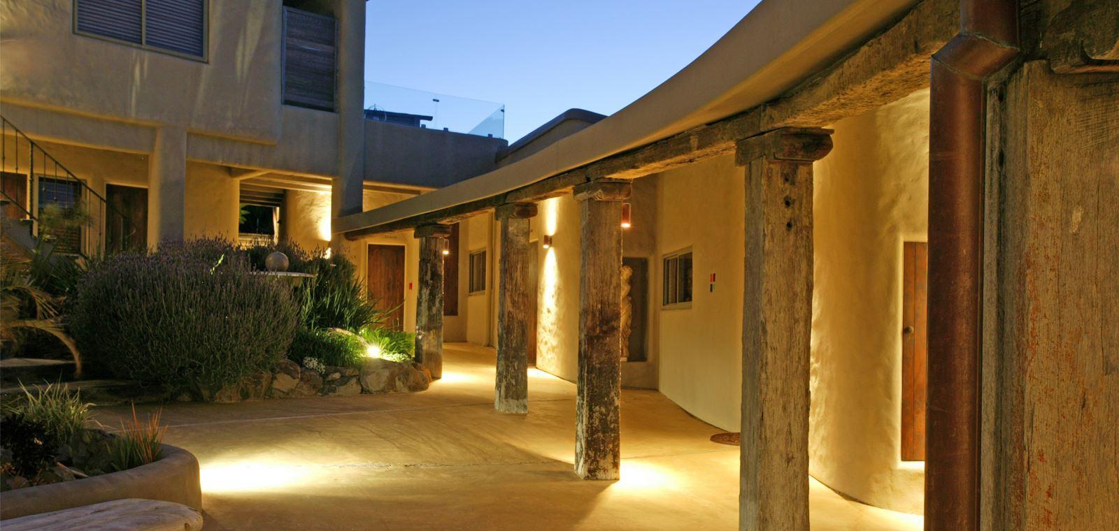 Delamore Courtyard