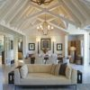 Huka Lodge owners-cottage-dining