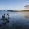 rotorua lake swim