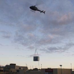 Commercial Heli Lifting