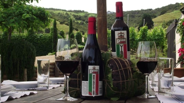 Poderi Crisci wine and dine