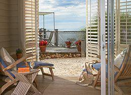 The Boatshed Deckchairs