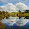 The Bridge and Mill in Hobbiton
