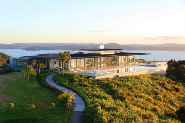 Eagles Nest Lodge, Bay of islands