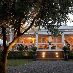 Bracu Restaurant Entrance