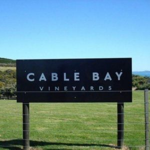 cable bay sign 600