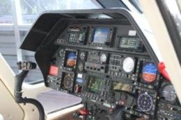 Agusta Control panel