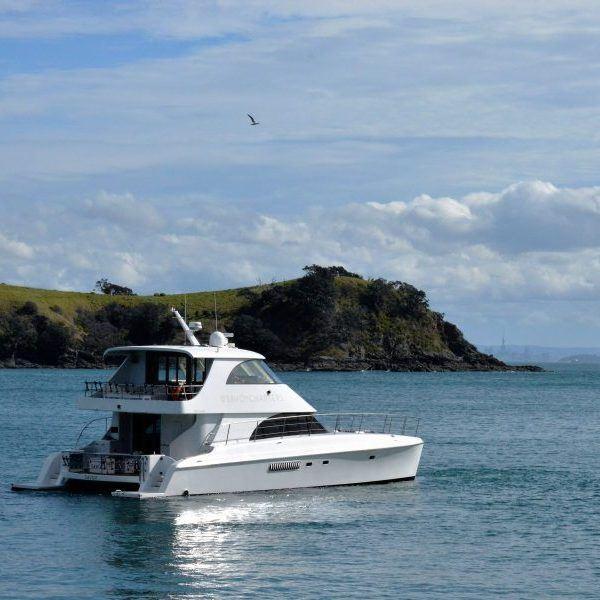 Savoy Charter Starboard, Waiheke Island