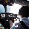 Coast to coast helicopter flights