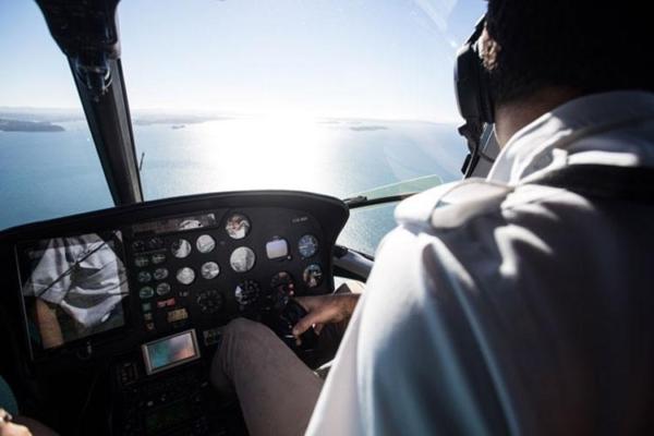 Auckland Scenic Flights Heletranz