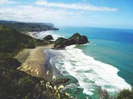 Coast to Coast Scenic Flight Auckland