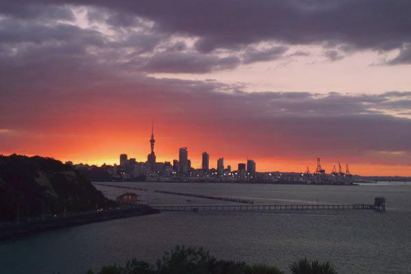 Heletranz Scenic Sunset