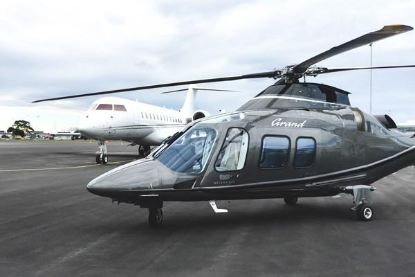 Heletranz the first to offer IFR Service in NZ