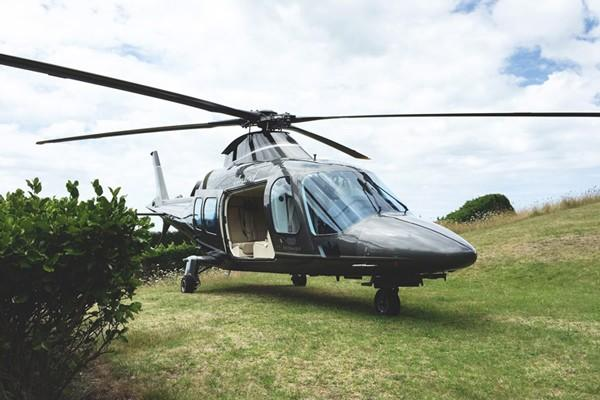 Agusta 109 Private Charter