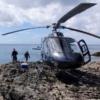 heli-fishing great barrier