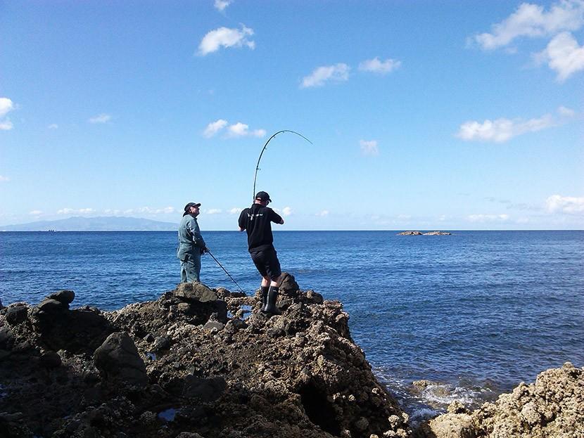 Heli-Fishing Heletranz Auckland