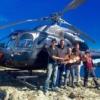 Group Heli Fishing