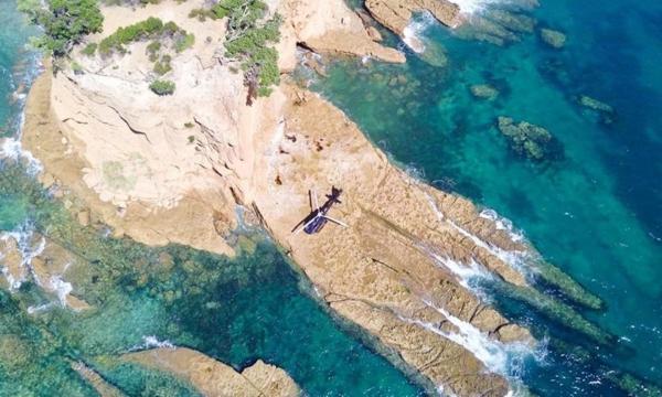 Kawau Scenic Flight
