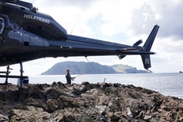Helifishing Auckland Heletranz