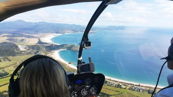 Scenic Flights Auckland