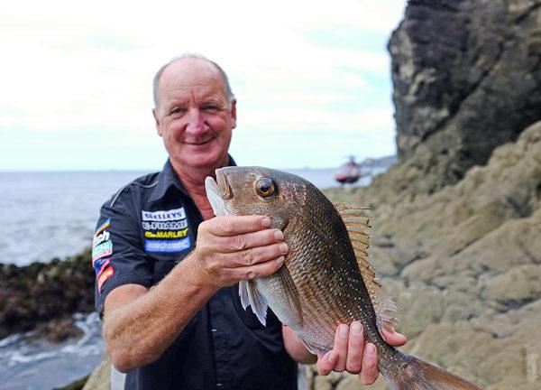 Snapper Heli Fishing