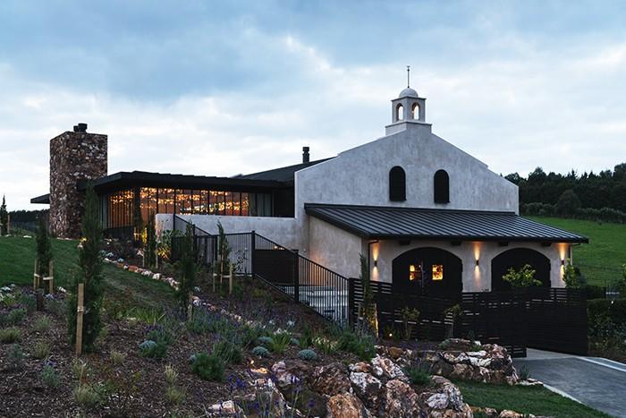 Tantalus Estate Waiheke Island Vineyard