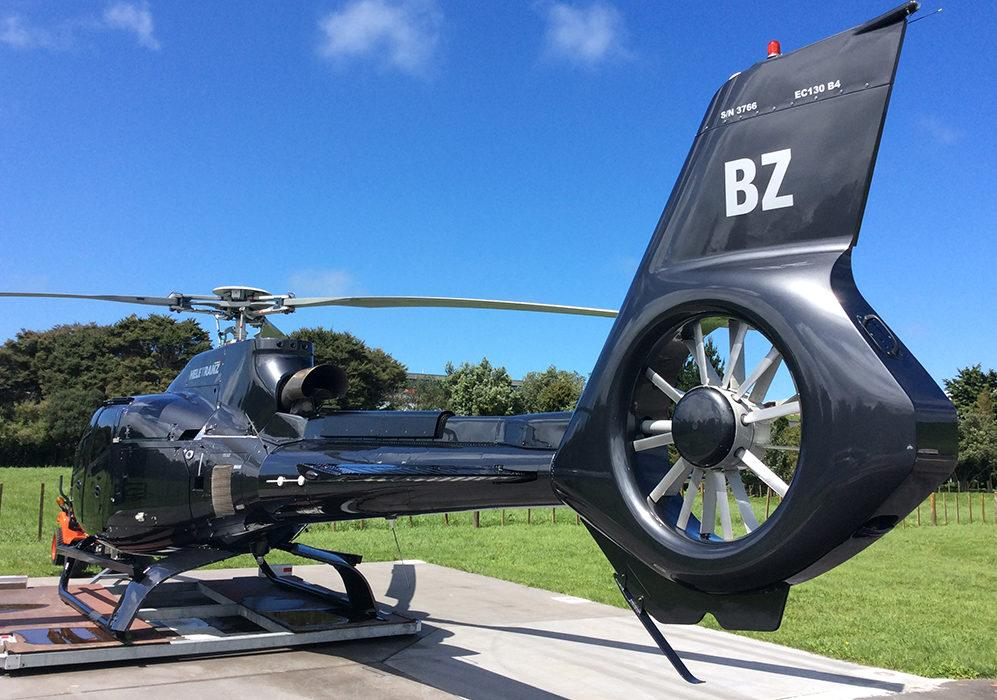 Heletranz Helicopter BZ