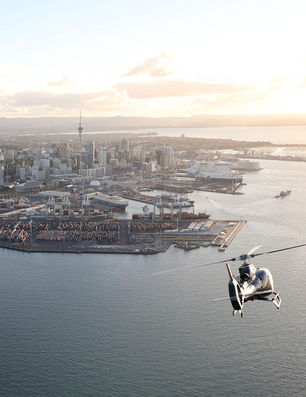 Heletranz Auckland City