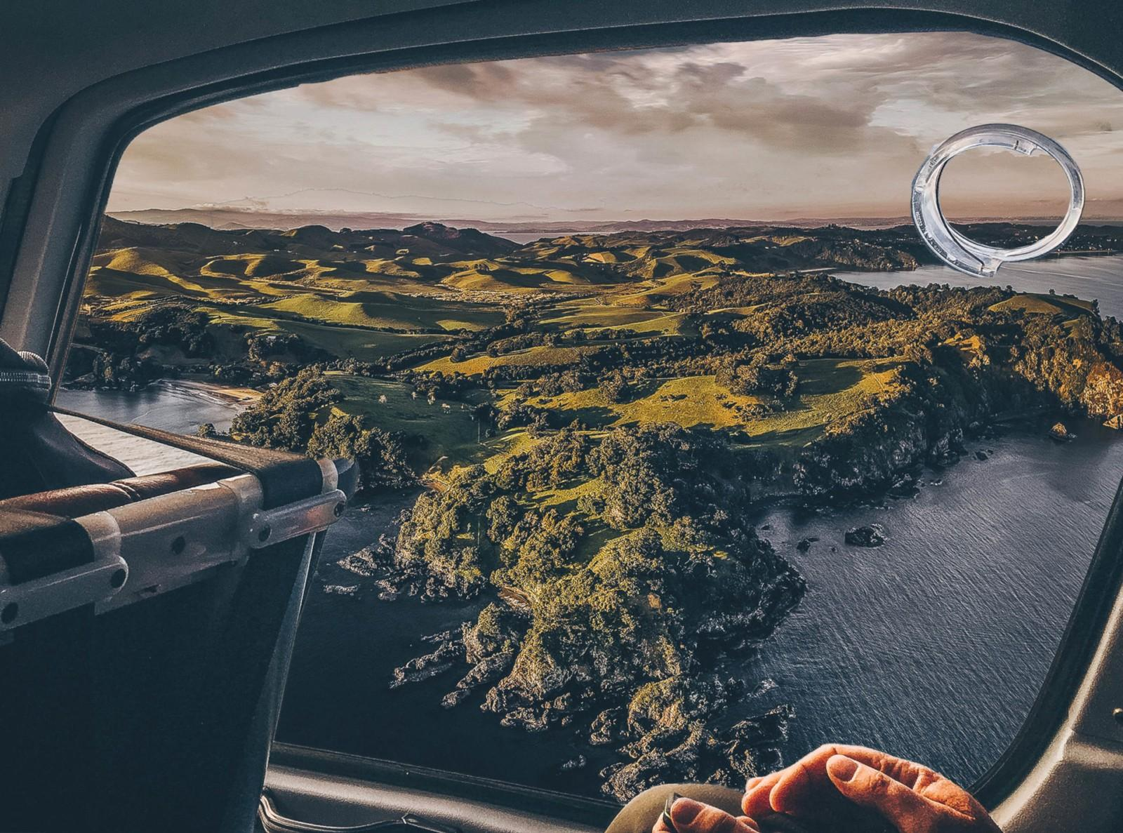 Waiheke Scenic Flight