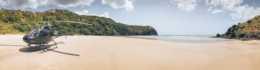 cape reinga beach landing