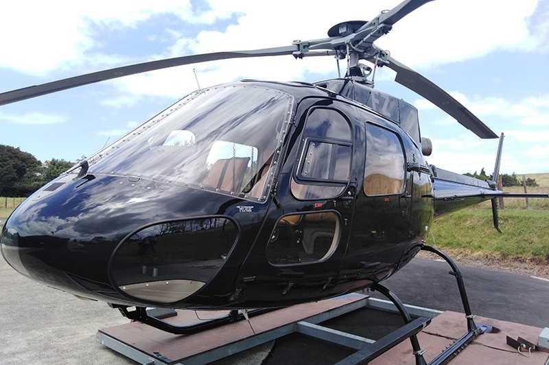 Heletranz Helicopter FZ