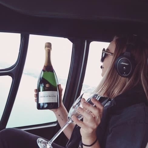 Champagne Scenic Helicopter Flights